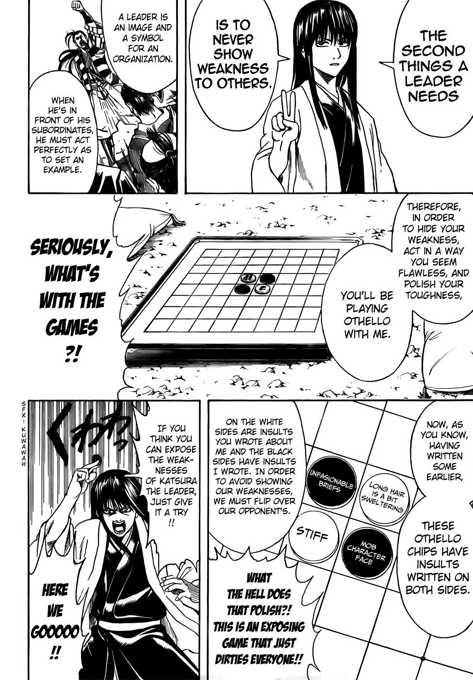 Gintama Chapter, 414 image 014