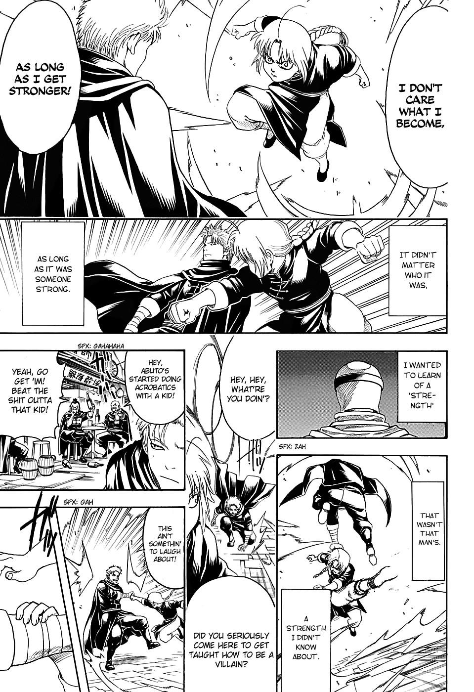 Gintama Chapter, 581 image 009