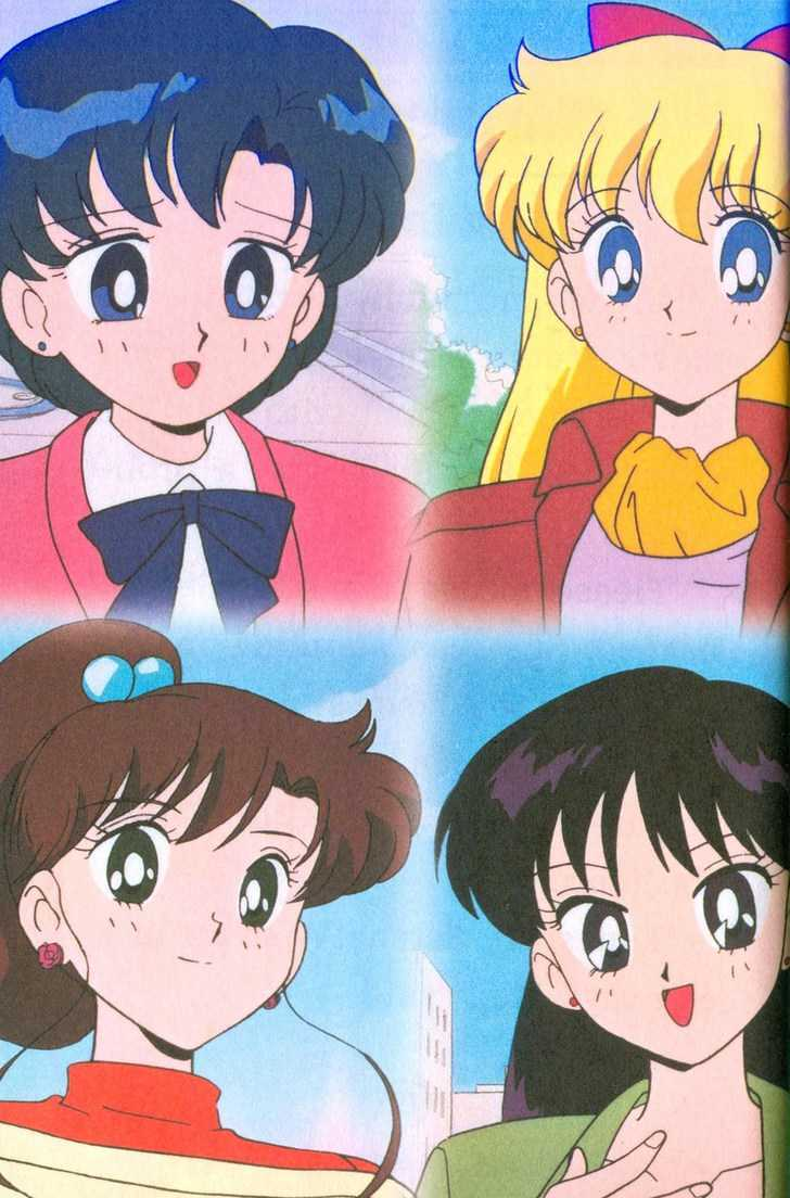 Sailor Moon, Cahpter 1.1 image 065