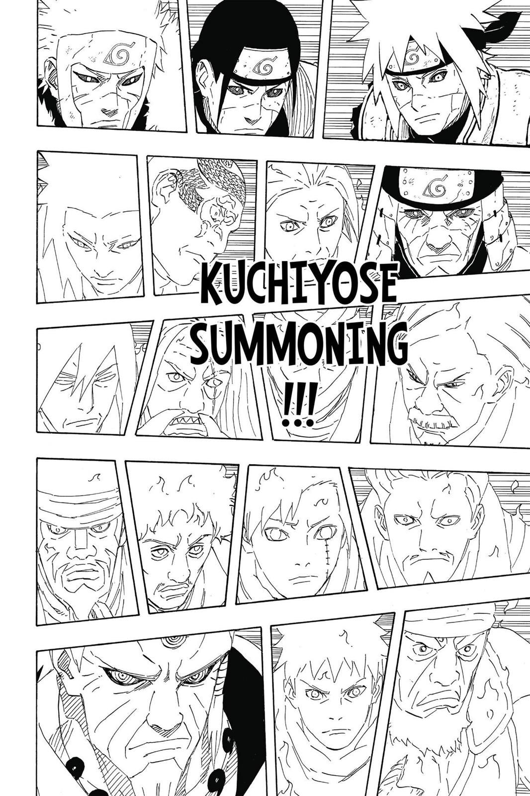 Naruto, Chapter 690 image 012