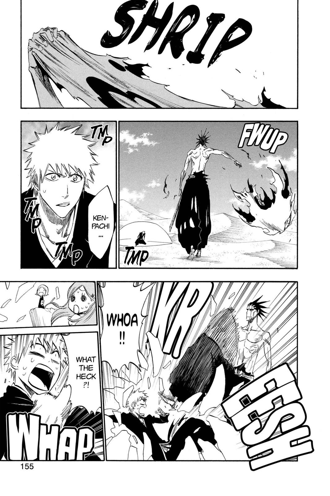 Bleach, Chapter 313 image 011