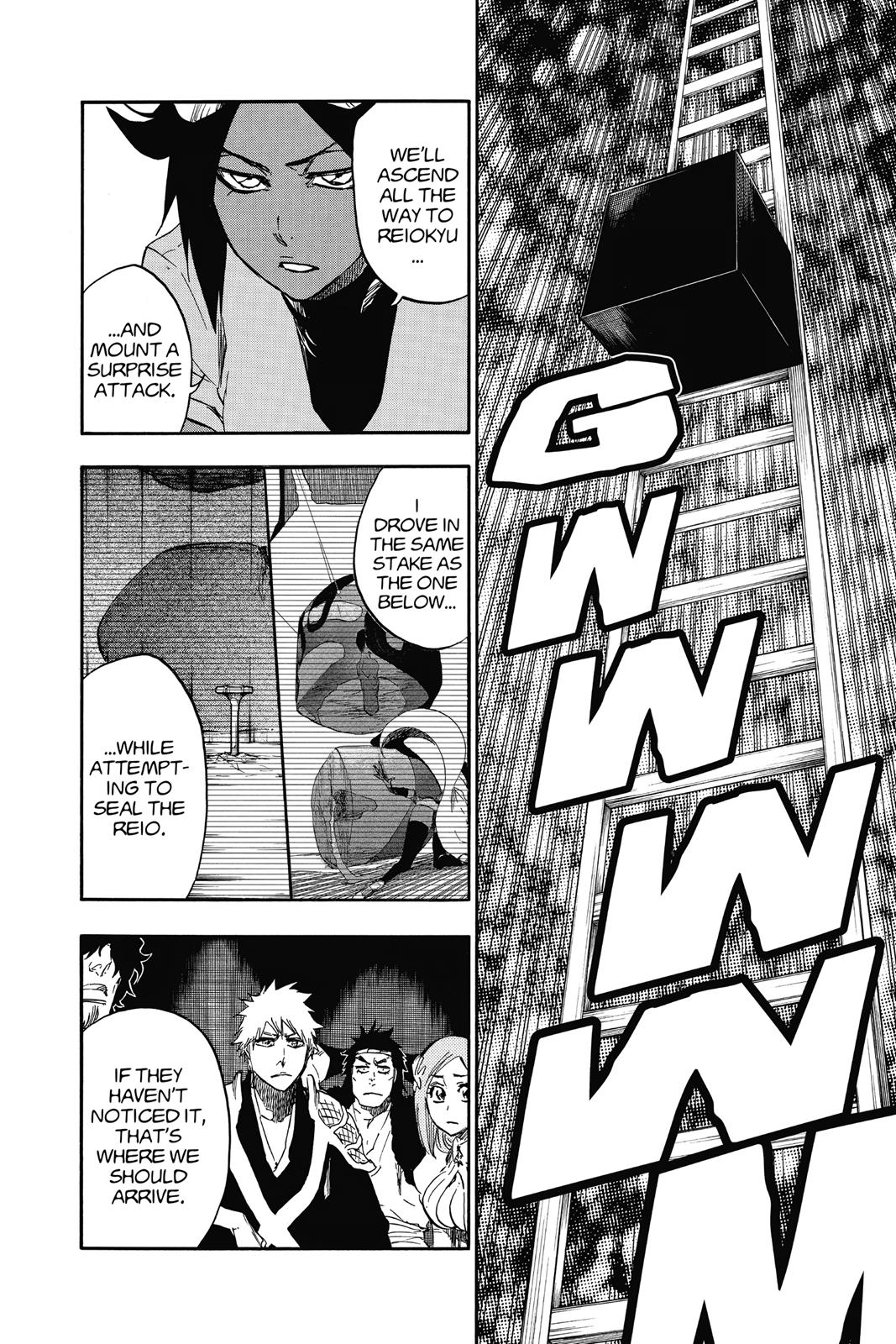 Bleach, Chapter 626 image 002