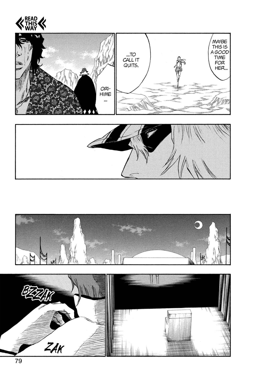 Bleach, Chapter 227 image 017