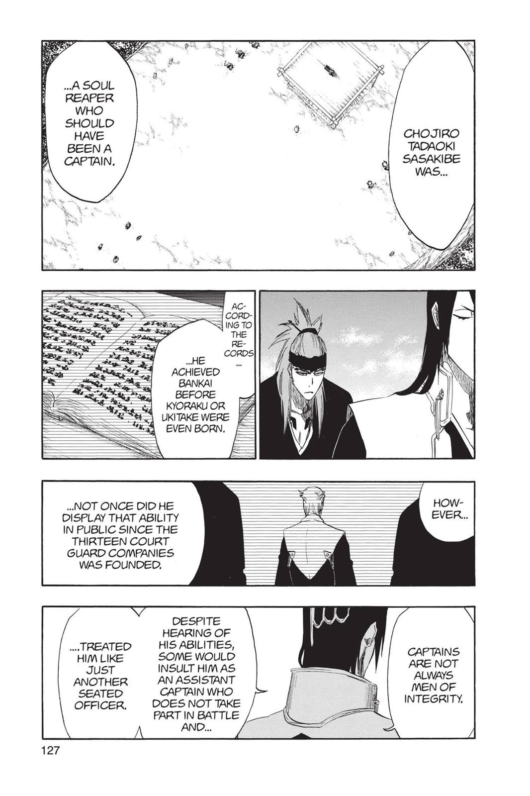 Bleach, Chapter 486 image 005