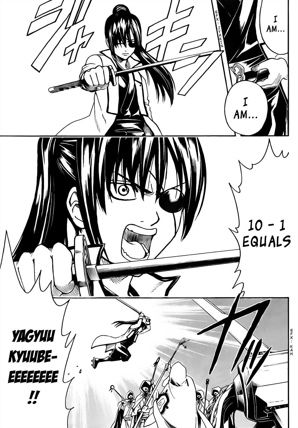 Gintama Chapter, 441 image 017
