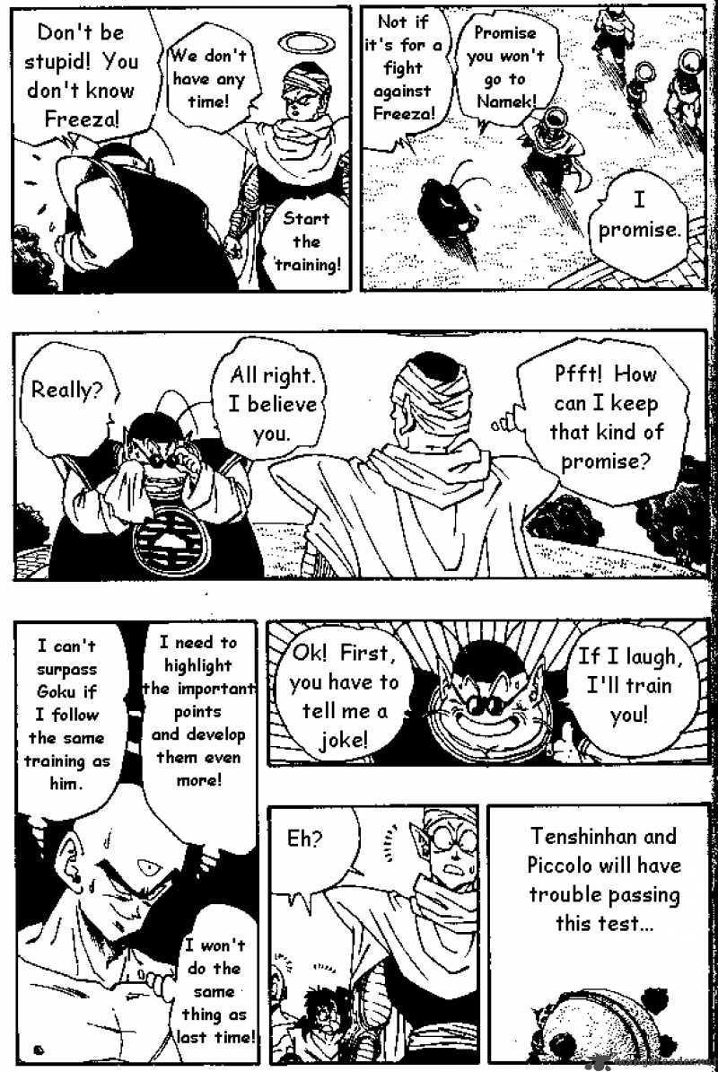 Dragon Ball, Chapter 261 image 008