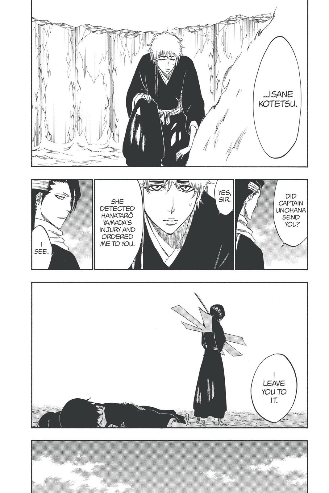 Bleach, Chapter 302 image 017