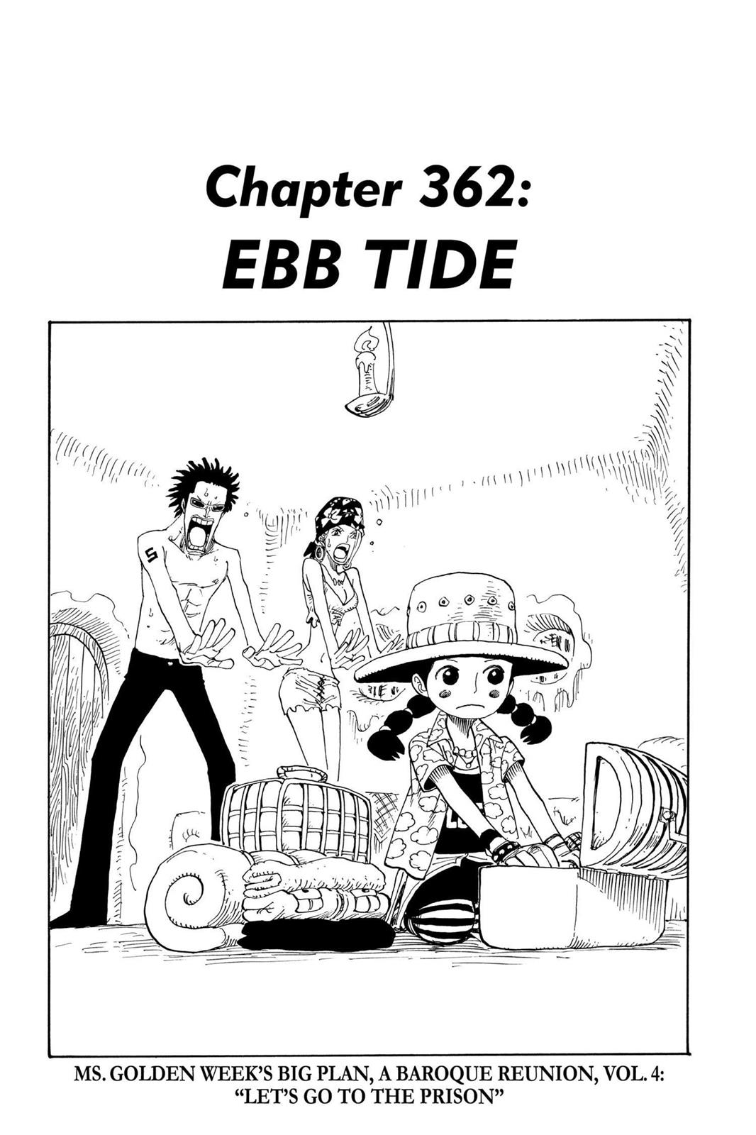 One Piece, Chapter 362 image 001