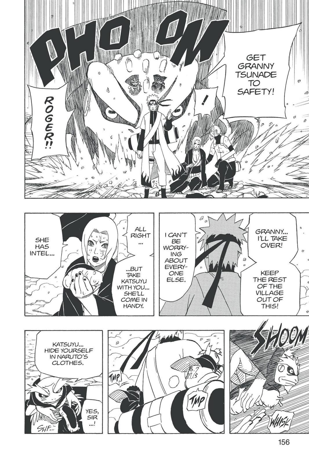 Naruto, Chapter 431 image 002