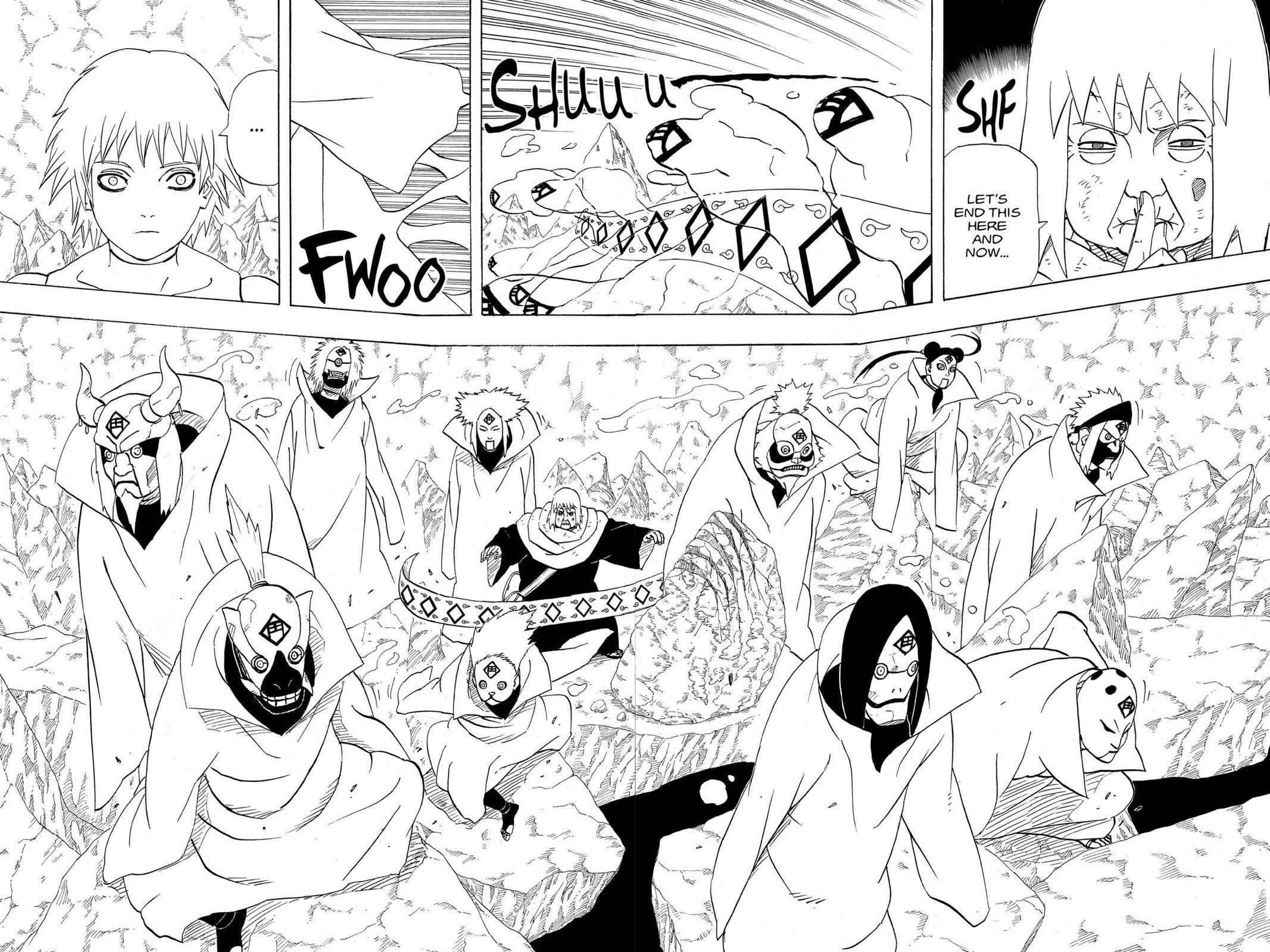 Naruto, Chapter 272 image 017
