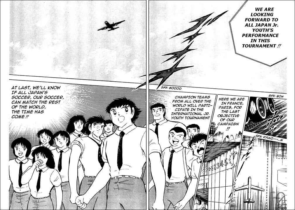Captain Tsubasa, Chapter 89 image 068