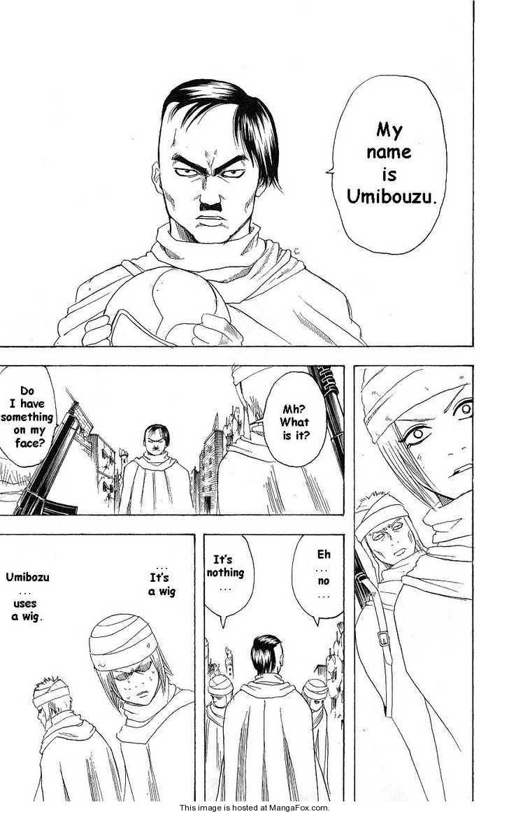 Gintama Chapter, 170 image 009