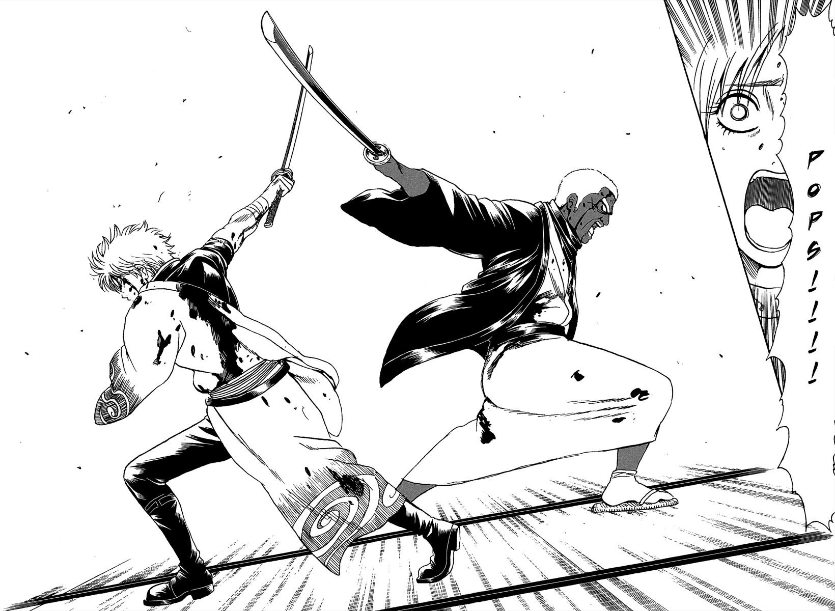 Gintama Chapter, 308 image 014