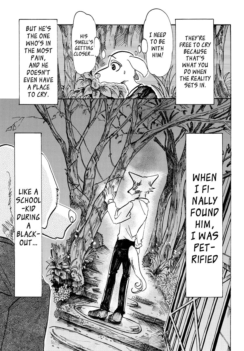 Beastars Manga, Chapter 73 image 003
