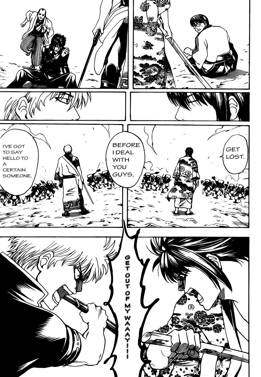 Gintama Chapter, 573 image 012