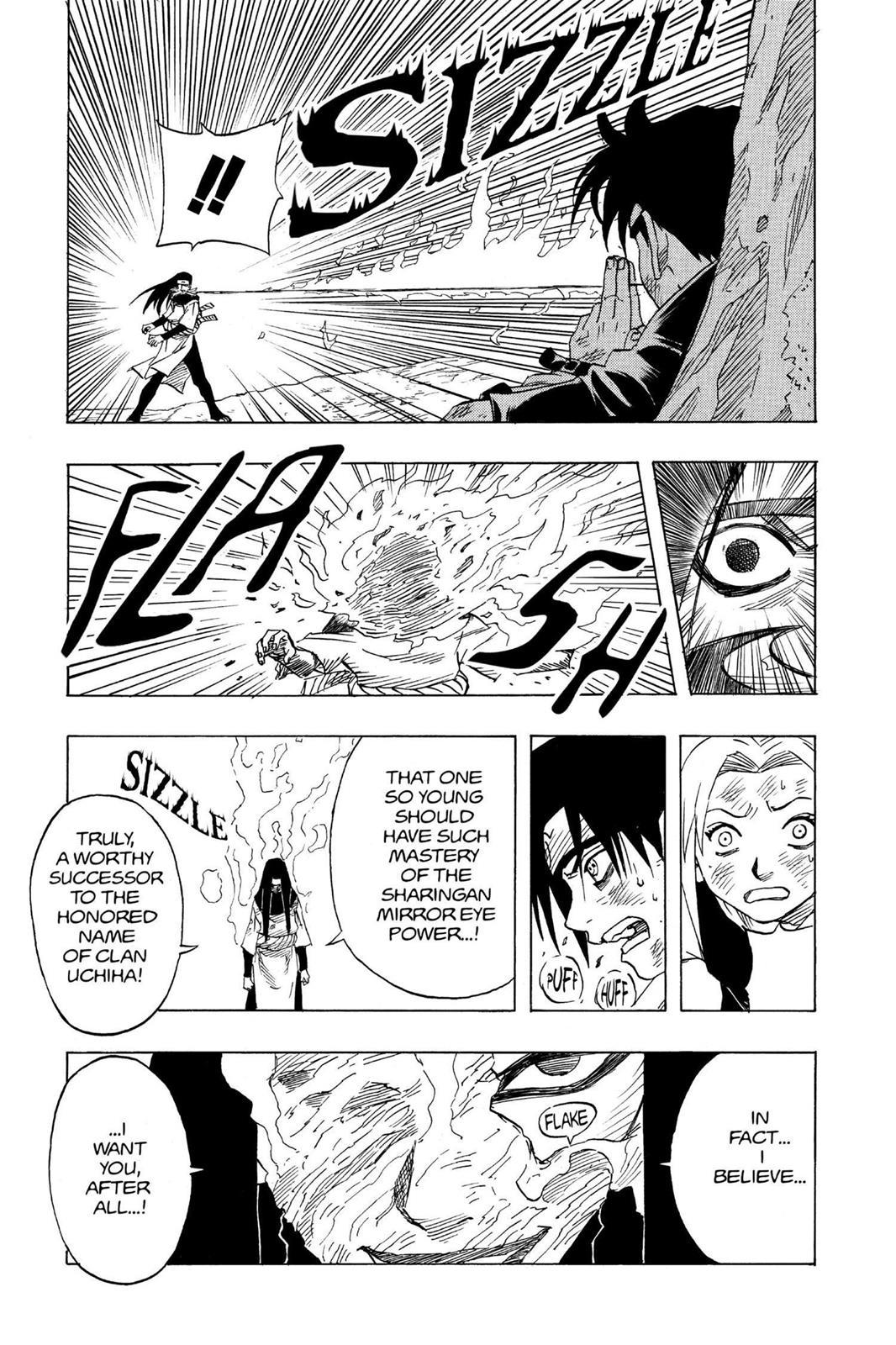 Naruto, Chapter 49 image 015