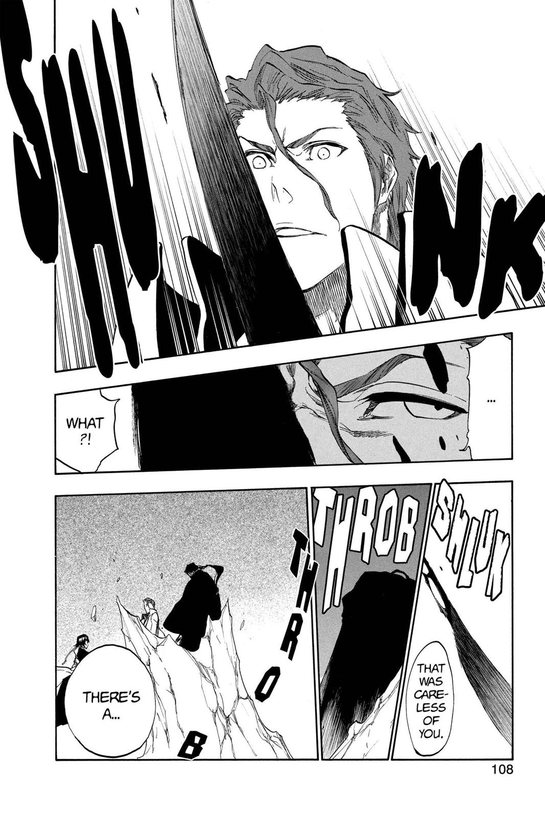 Bleach, Chapter 391 image 016