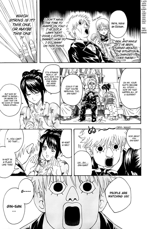 Gintama Chapter, 339 image 005