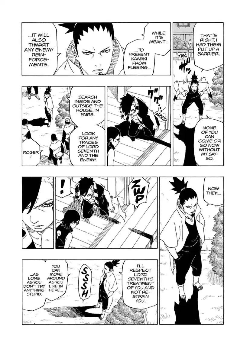 Boruto Manga, Chapter 39 image 007