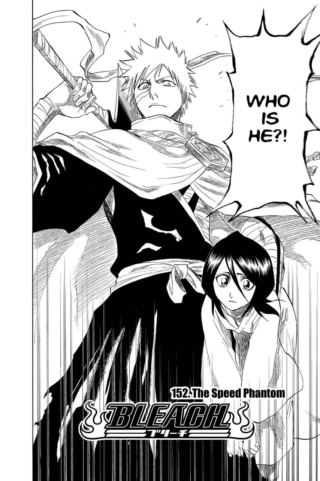 Bleach, Chapter 152 image 002