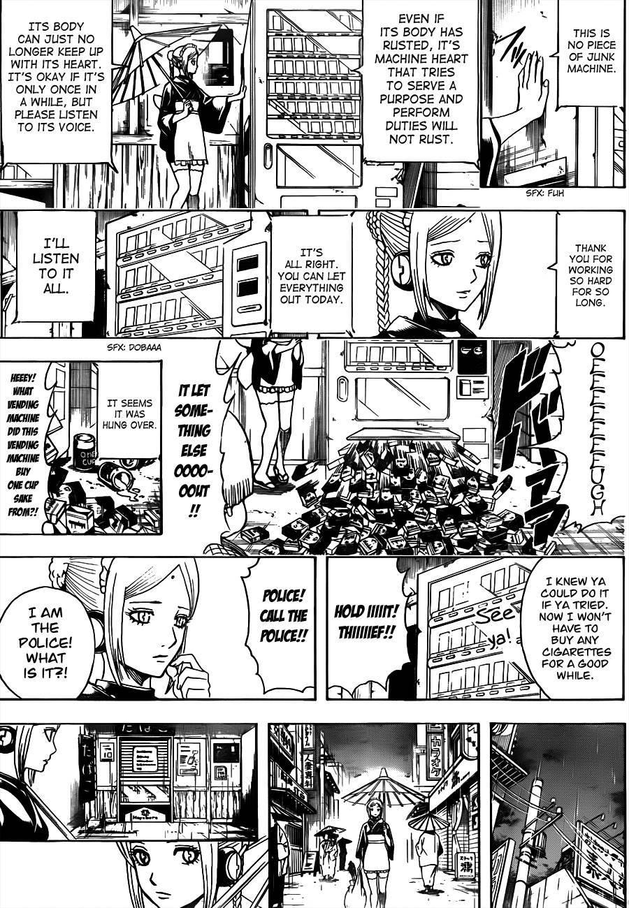 Gintama Chapter, 498 image 005