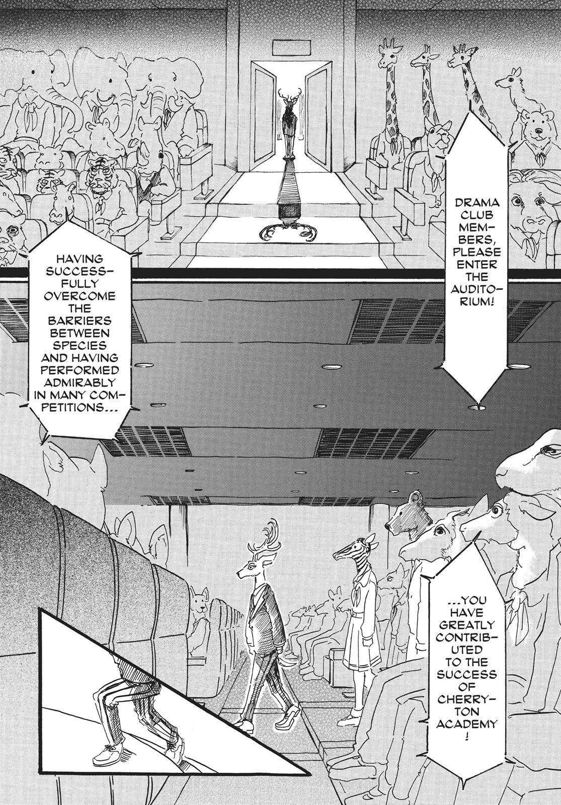 Beastars Manga, Chapter 10 image 005