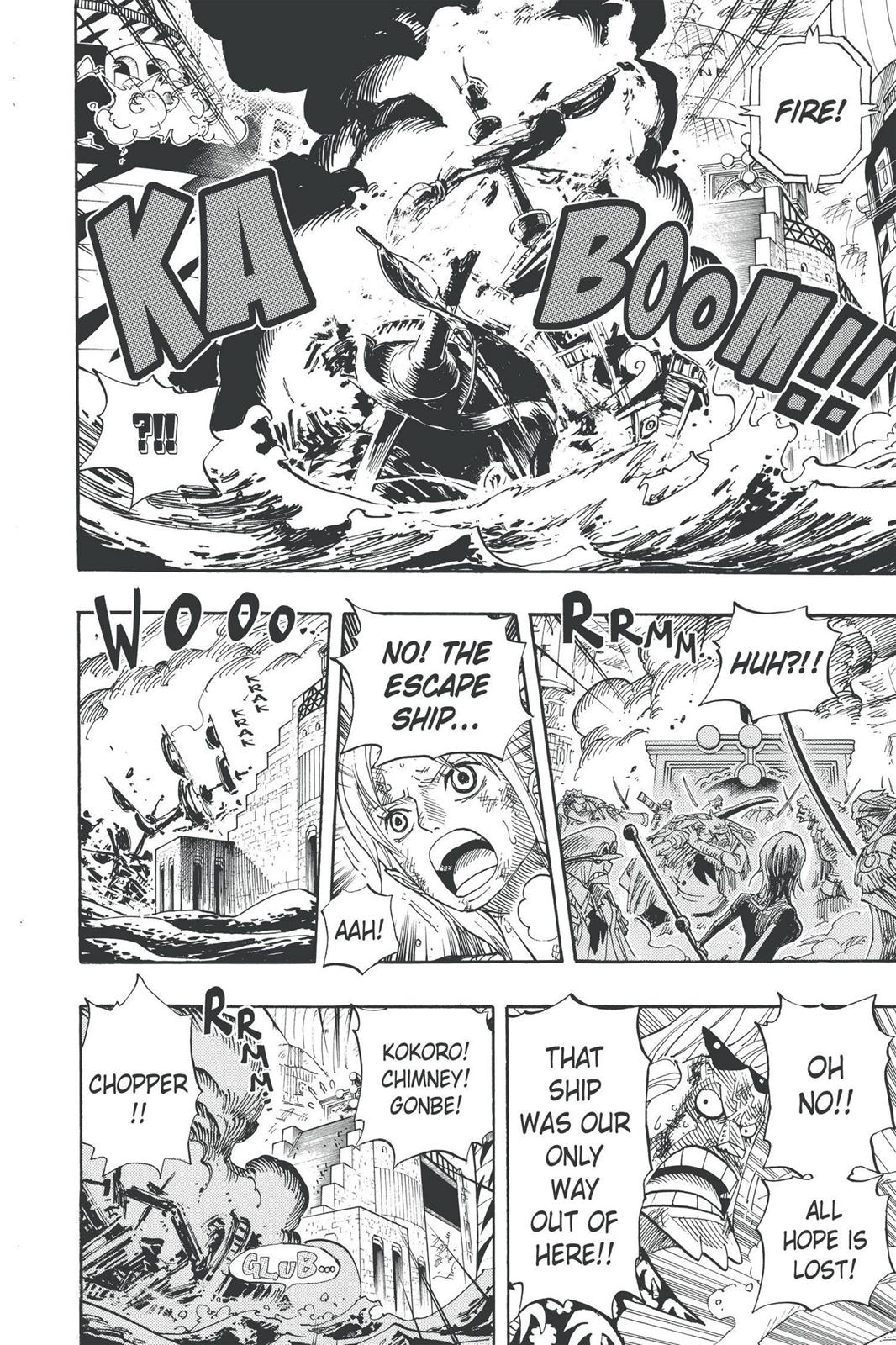One Piece, Chapter 428 image 010