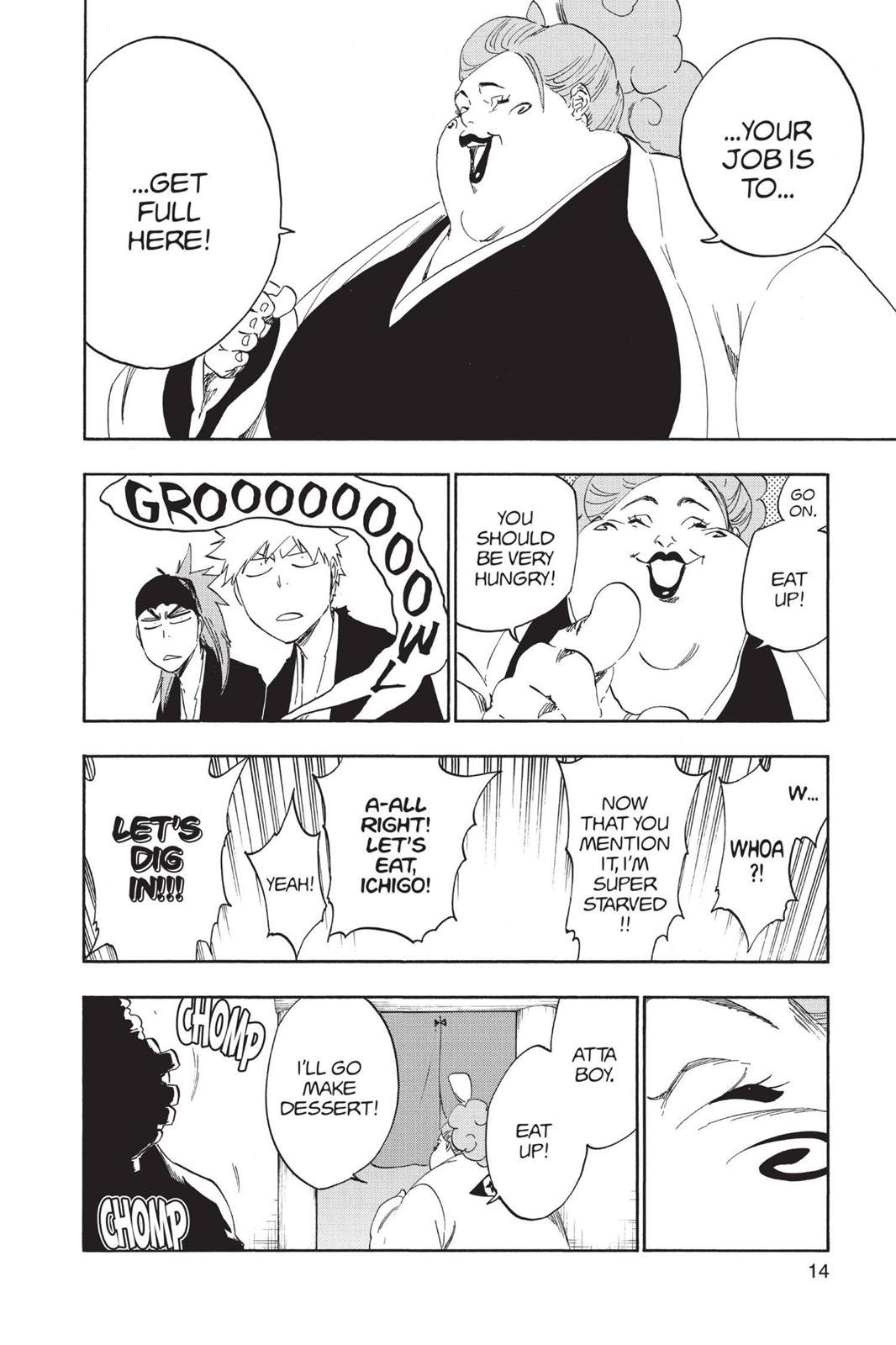 Bleach, Chapter 521 image 014
