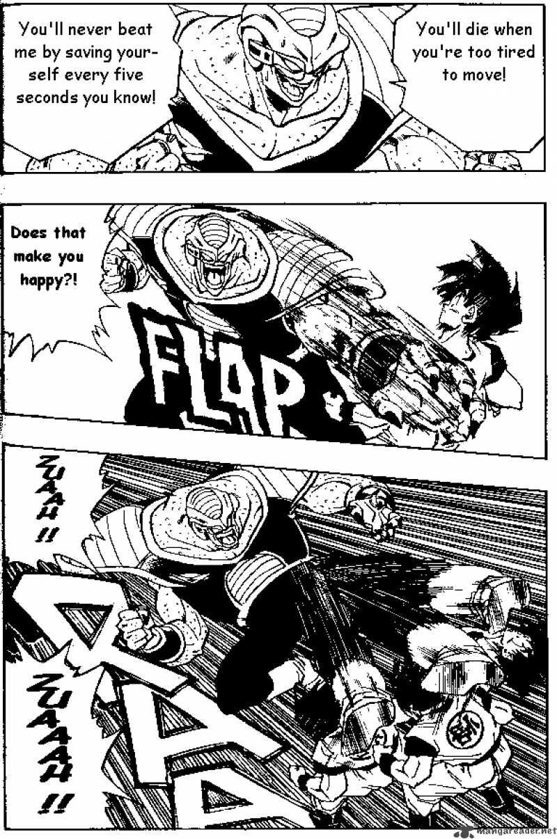 Dragon Ball, Chapter 282 image 004