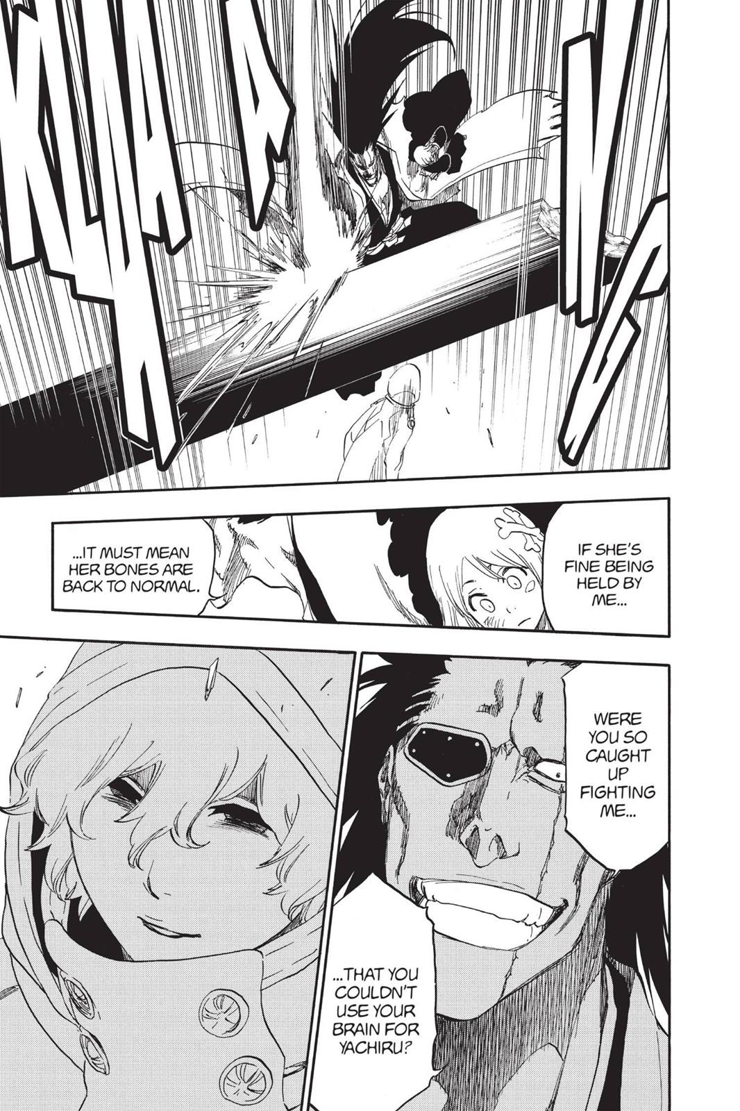Bleach, Chapter 574 image 017