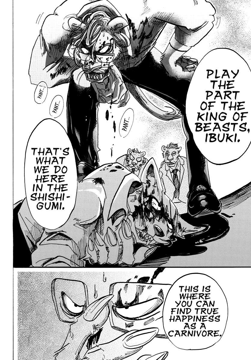 Beastars Manga, Chapter 92 image 011