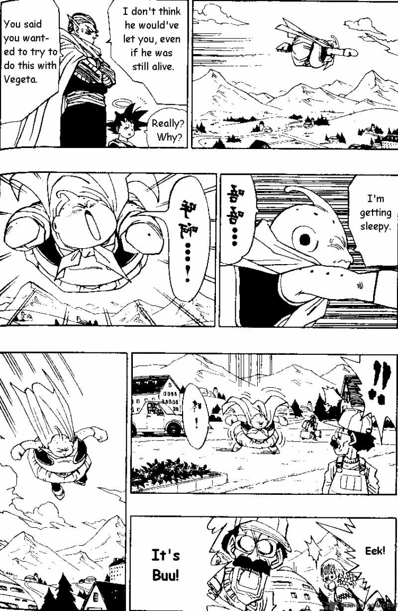 Dragon Ball, Chapter 478 image 005