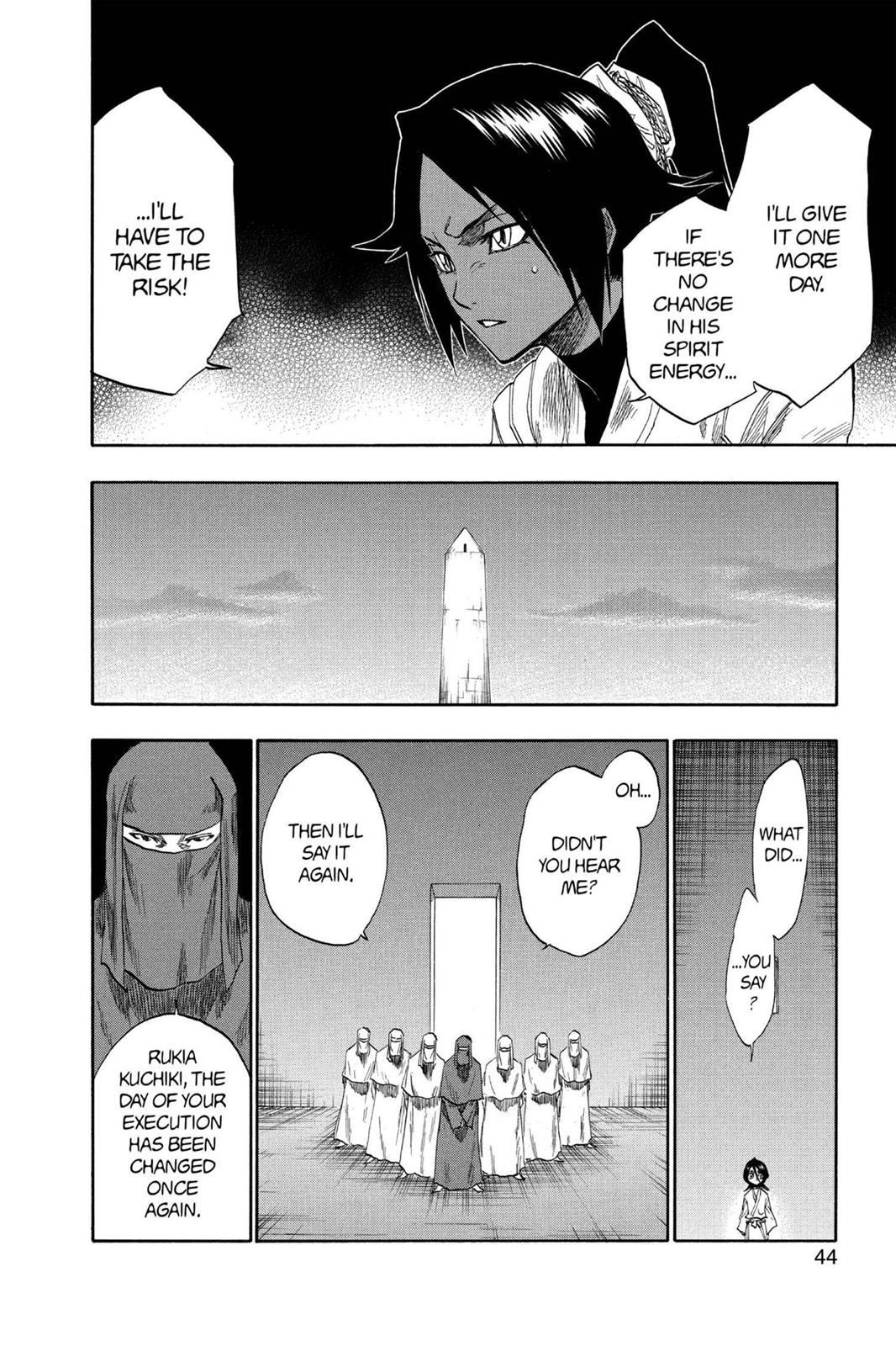 Bleach, Chapter 132 image 018
