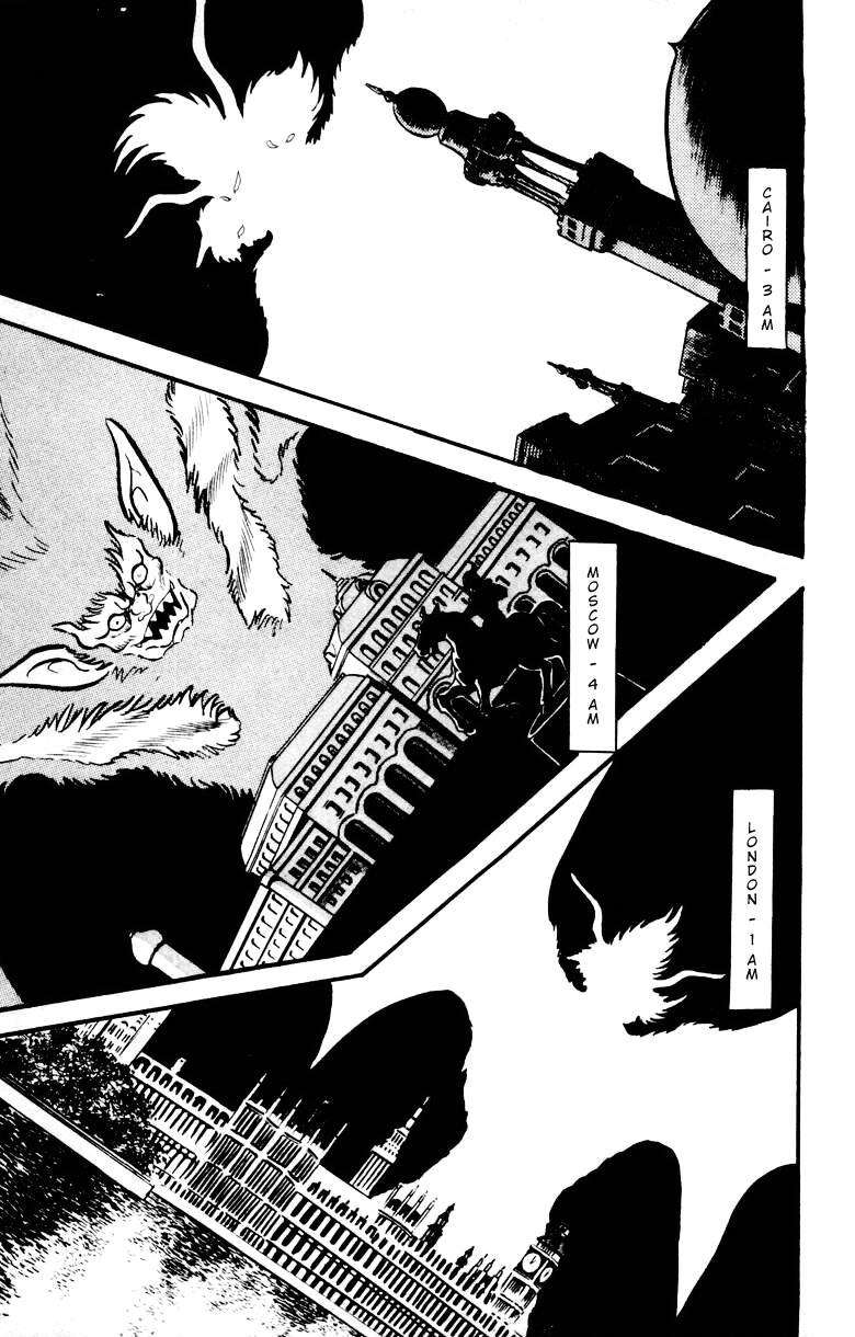 Devilman, Chapter 3 image 203