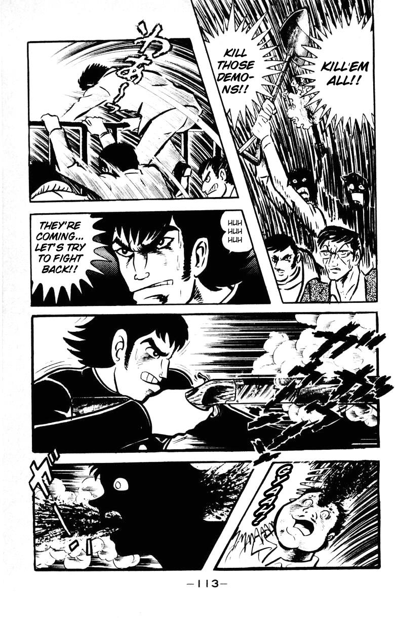 Devilman, Chapter 5 image 105