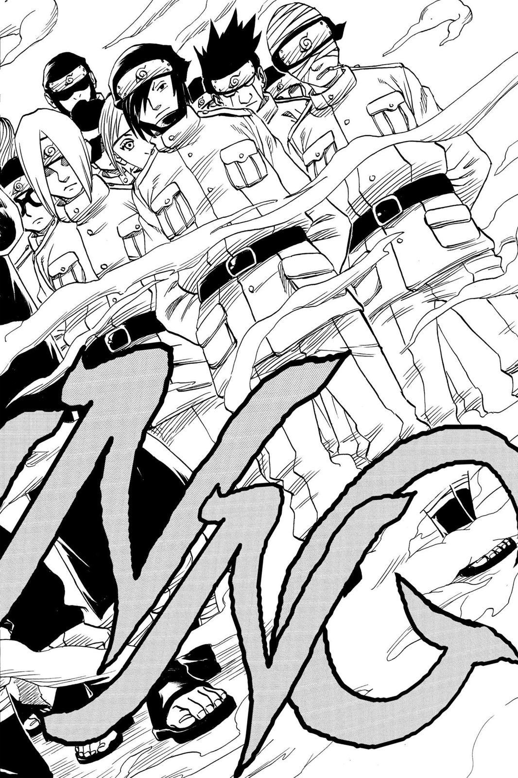 Naruto, Chapter 40 image 010
