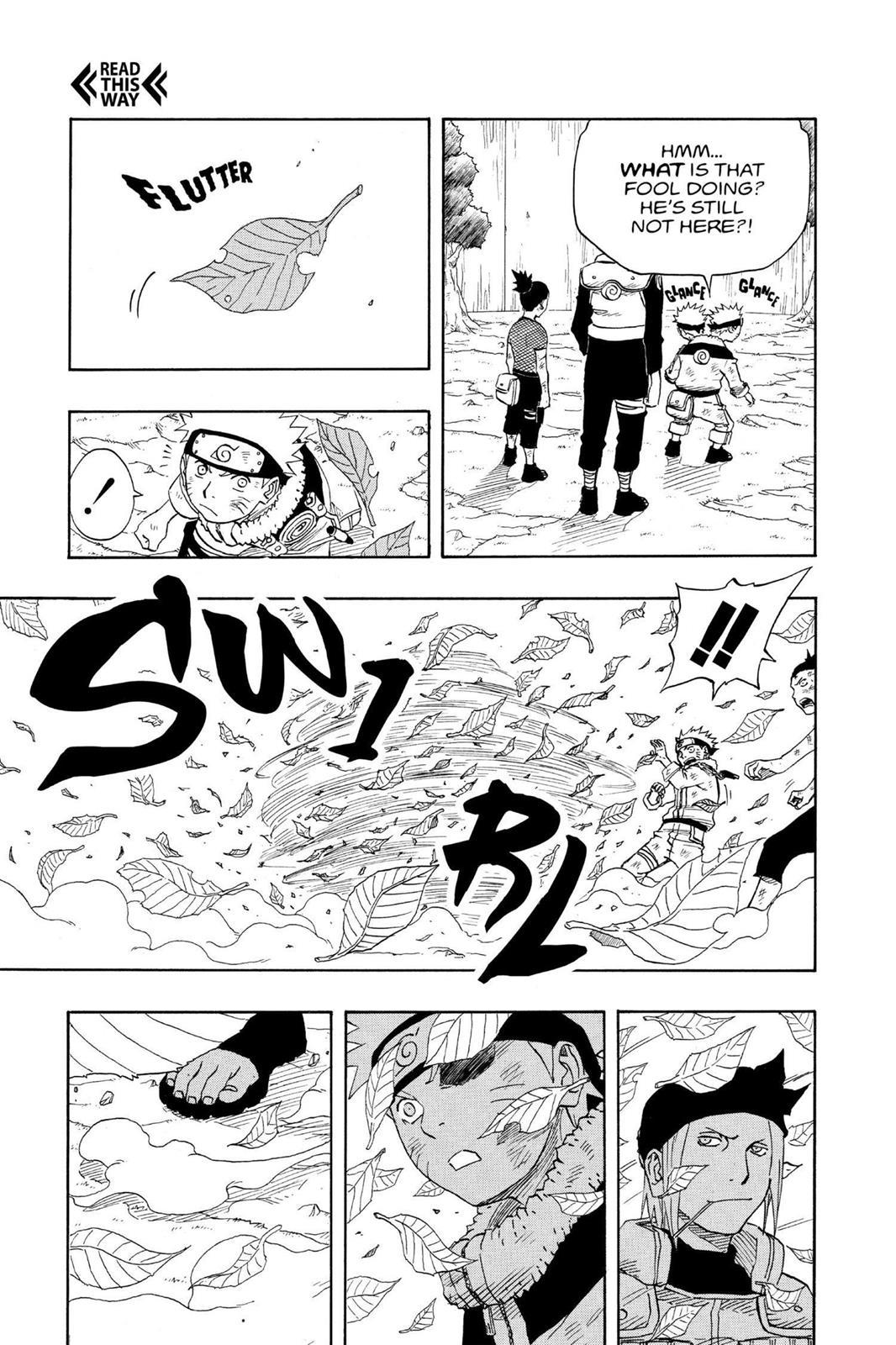 Naruto, Chapter 109 image 020
