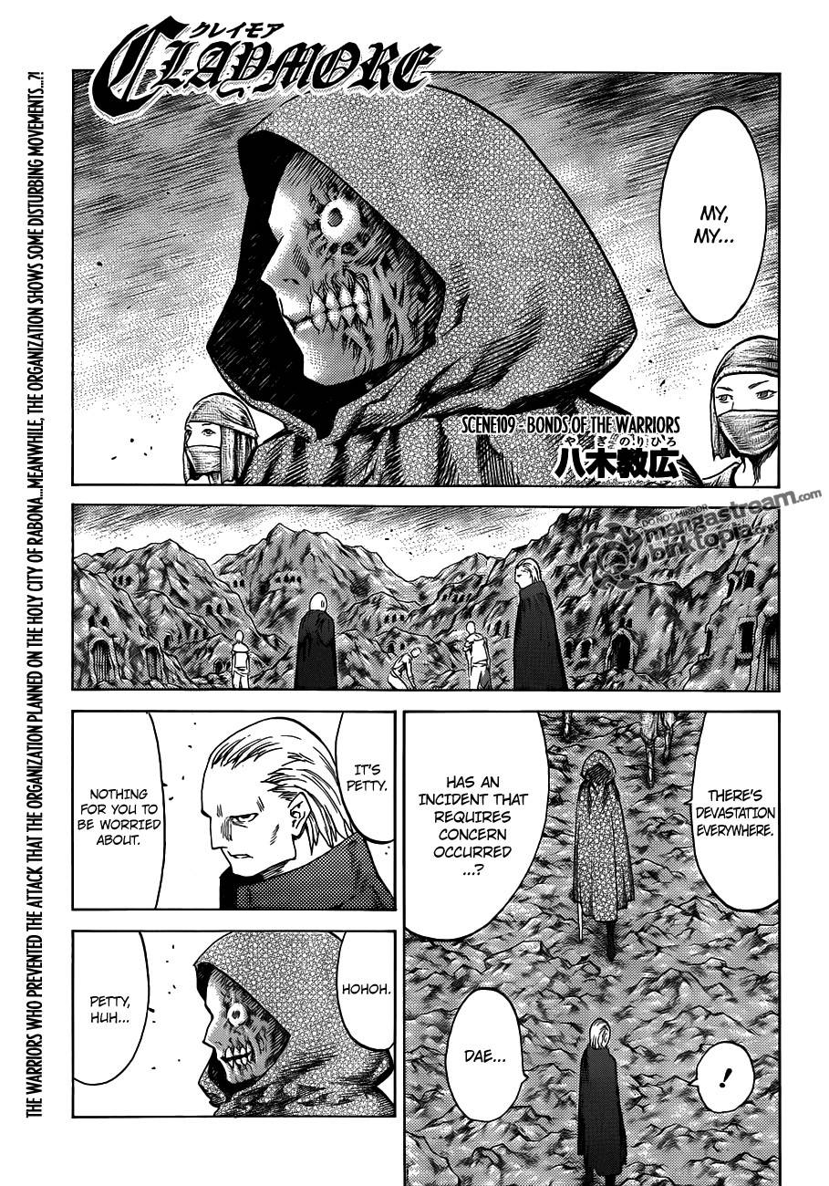 Claymore, Chapter 109 image 002