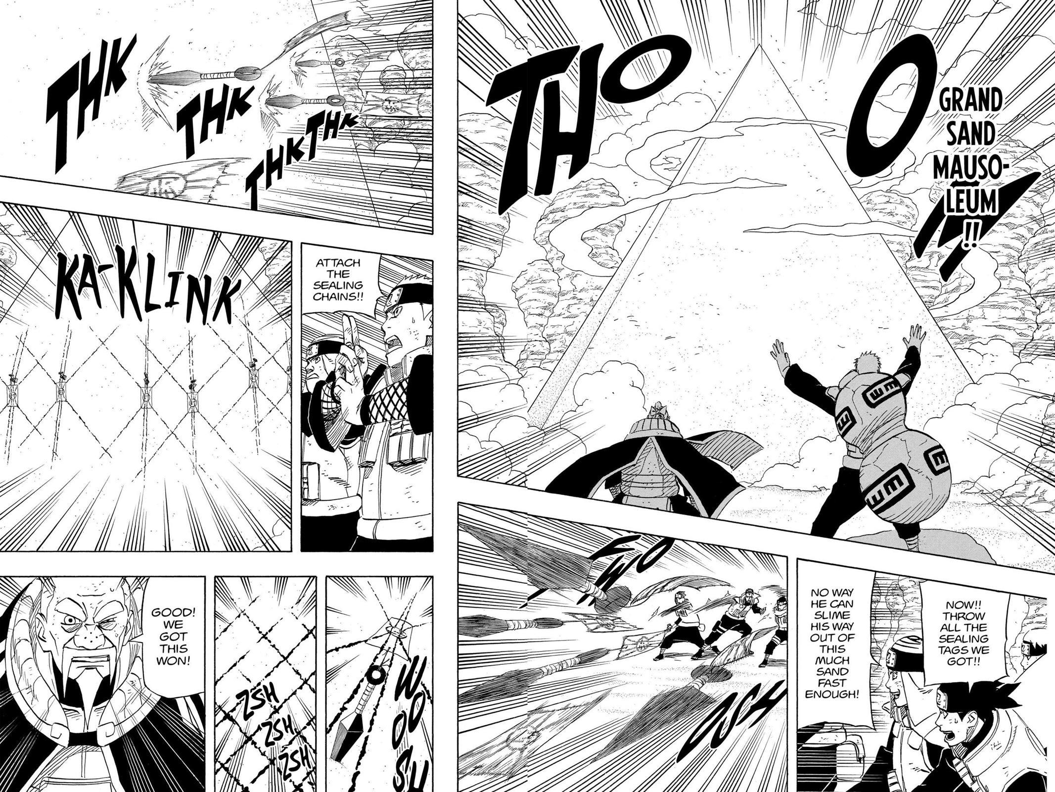 Naruto, Chapter 556 image 020