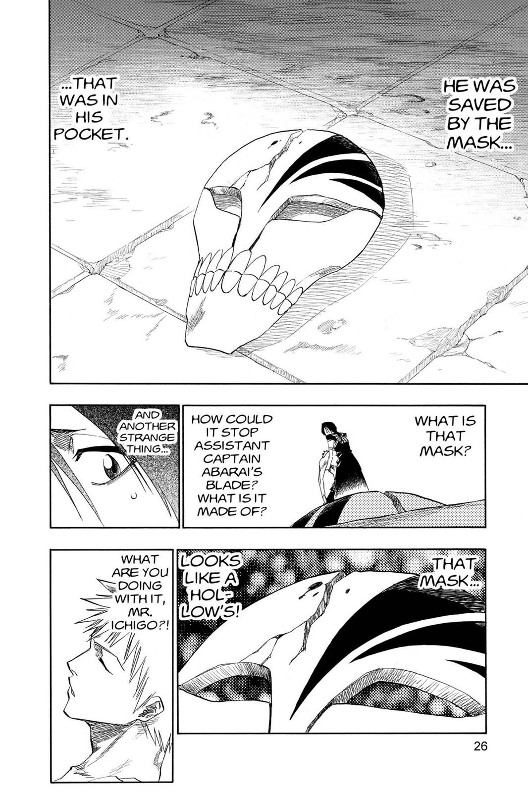Bleach, Chapter 100 image 004