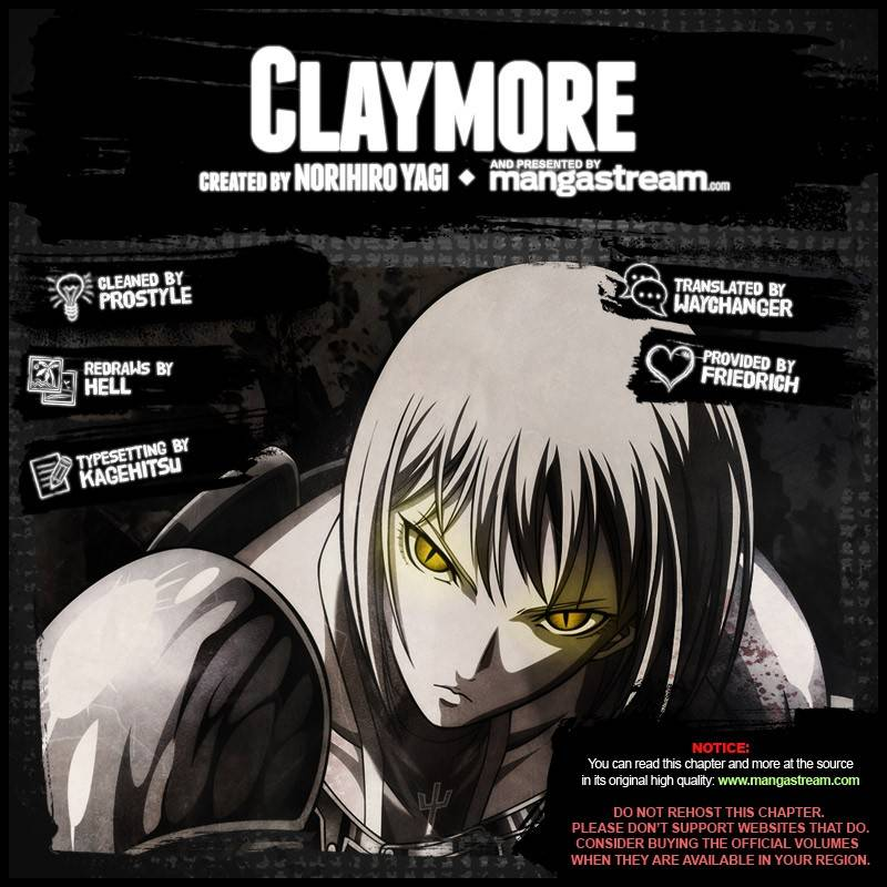 Claymore, Chapter 142 image 002