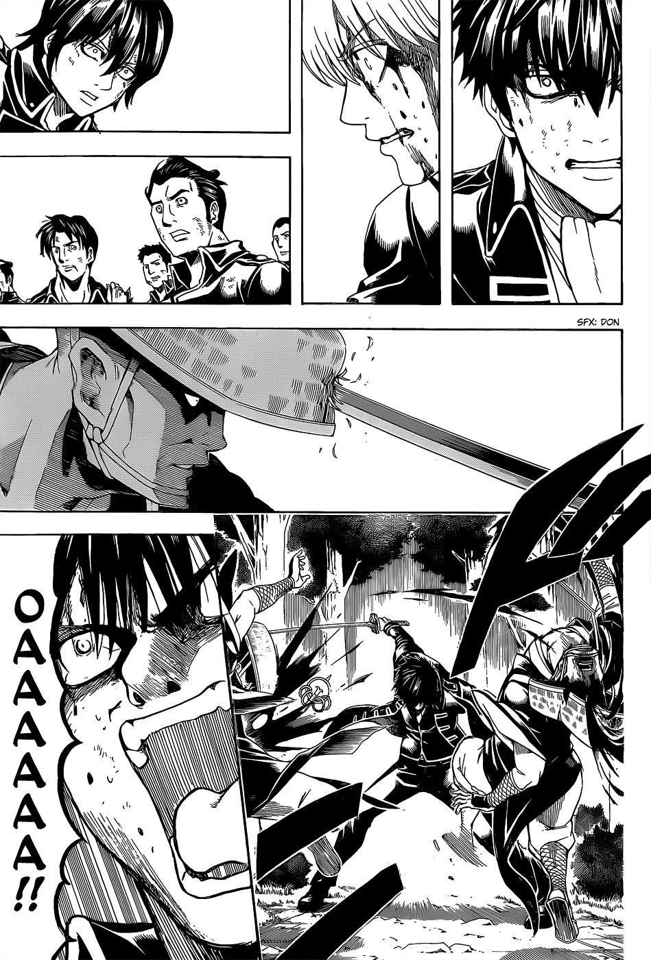 Gintama Chapter, 547 image 007