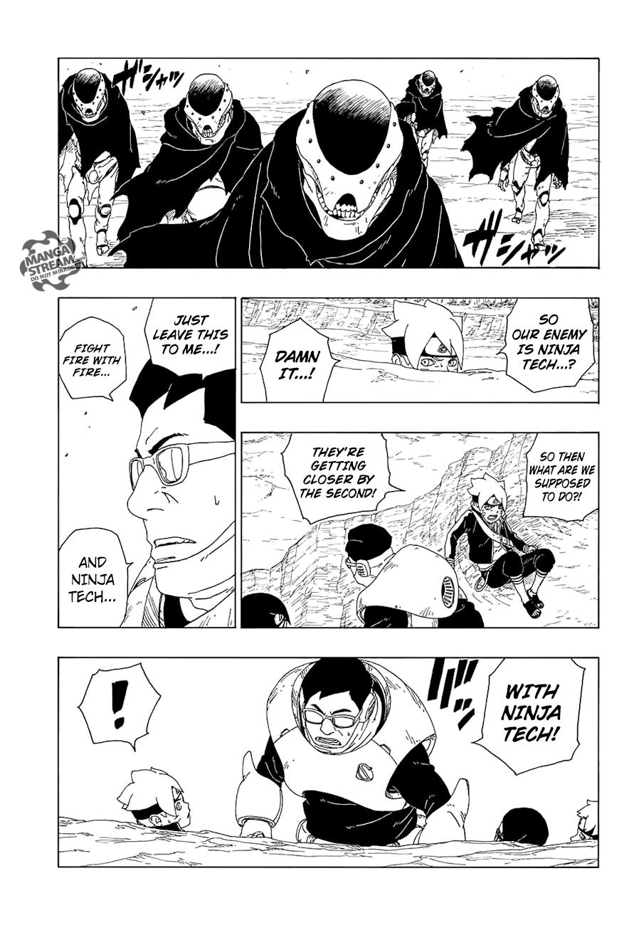 Boruto Manga, Chapter 19 image 026