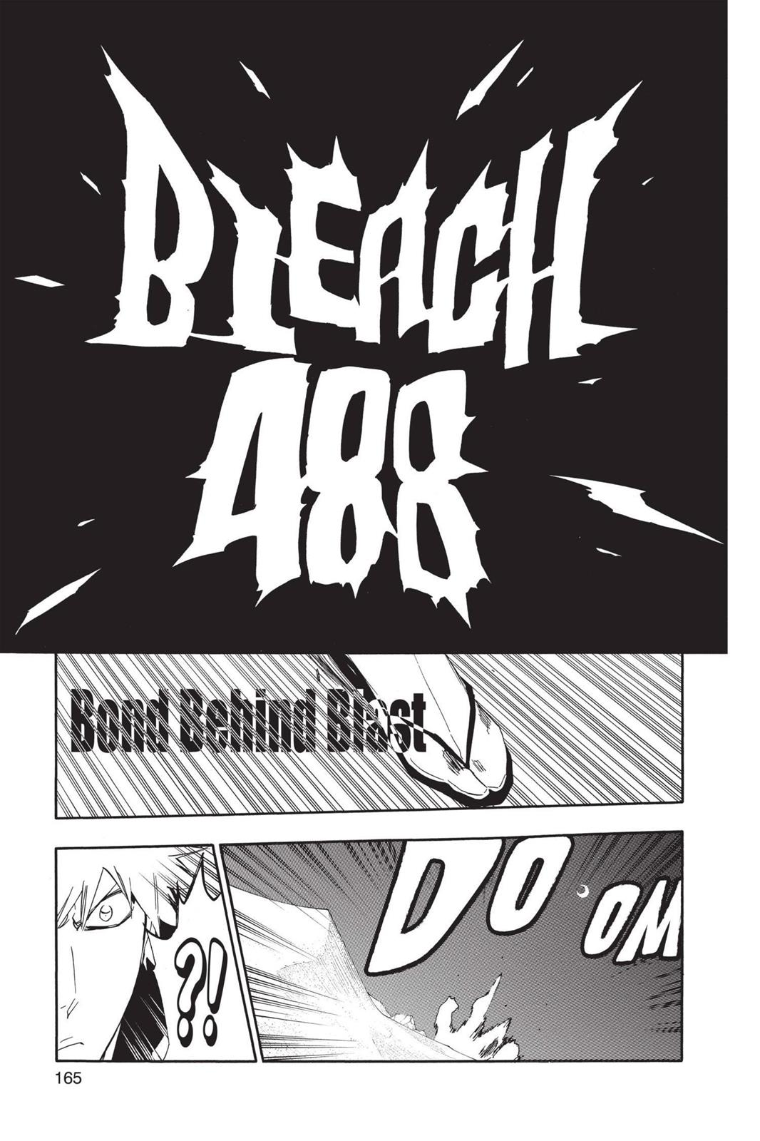 Bleach, Chapter 488 image 003