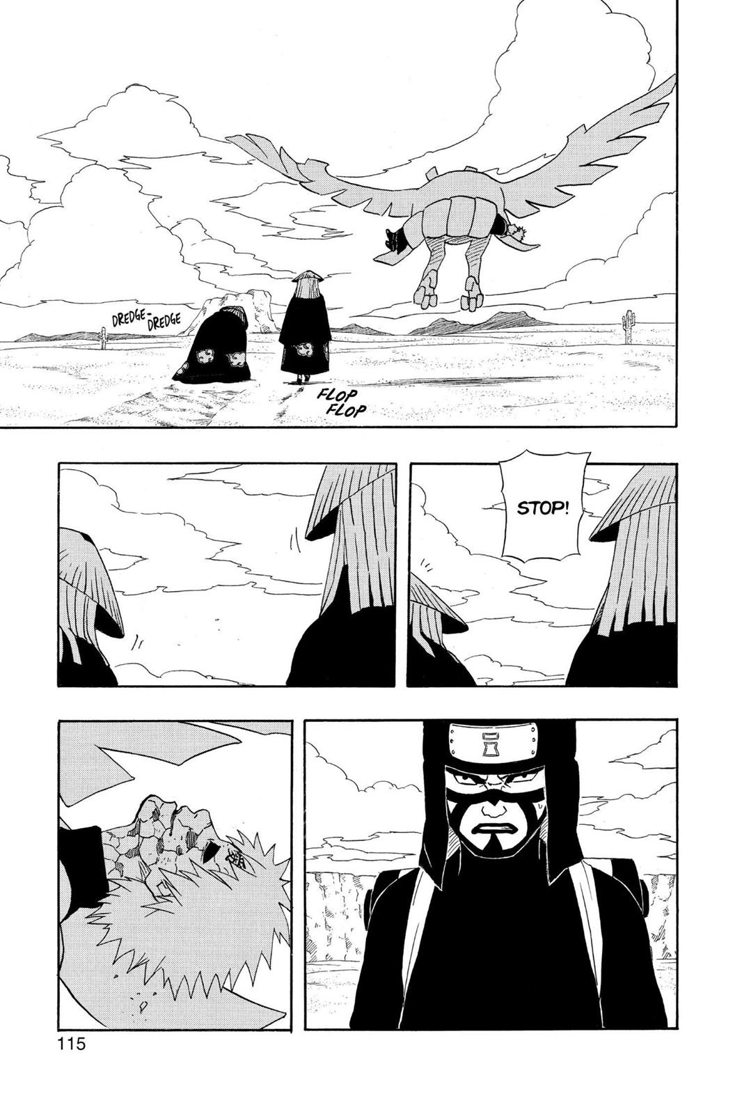Naruto, Chapter 250 image 007