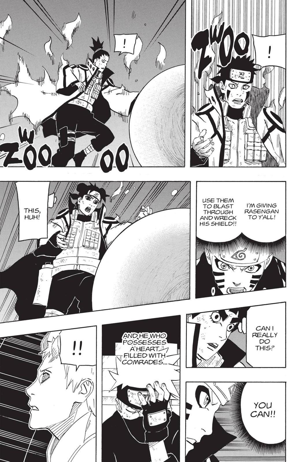 Naruto, Chapter 651 image 008
