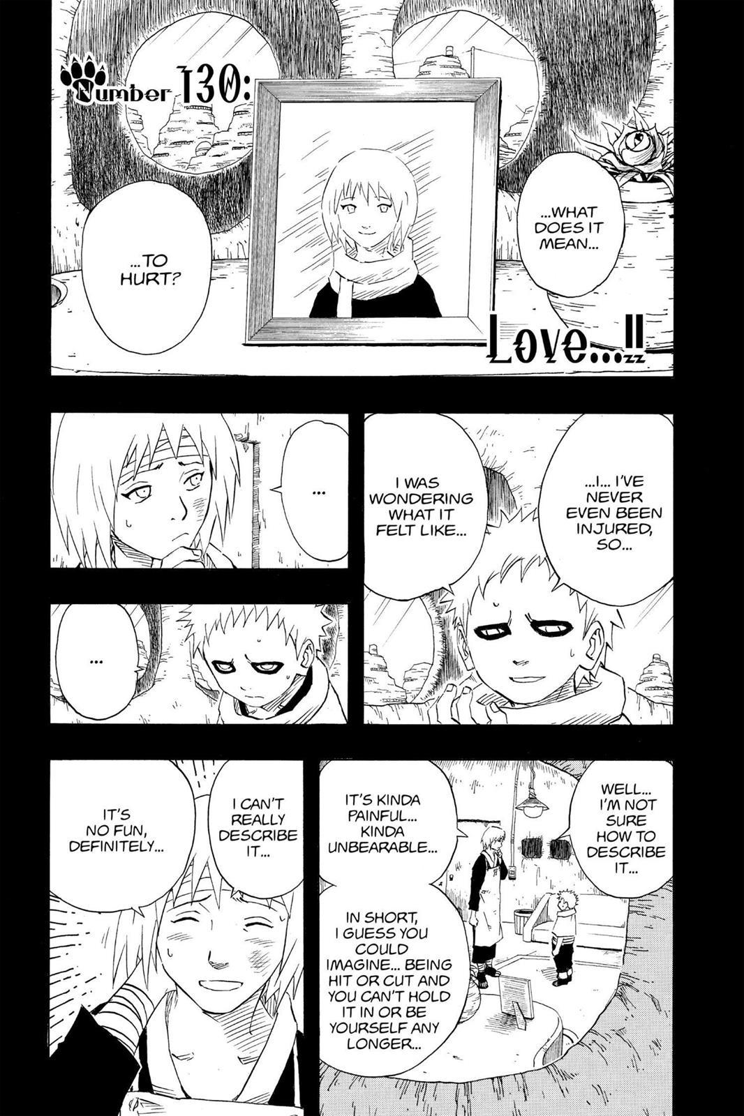 Naruto, Chapter 130 image 001