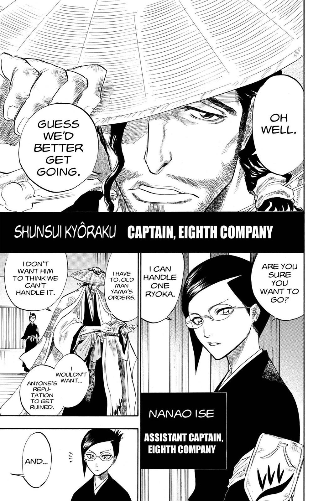 Bleach, Chapter 102 image 015