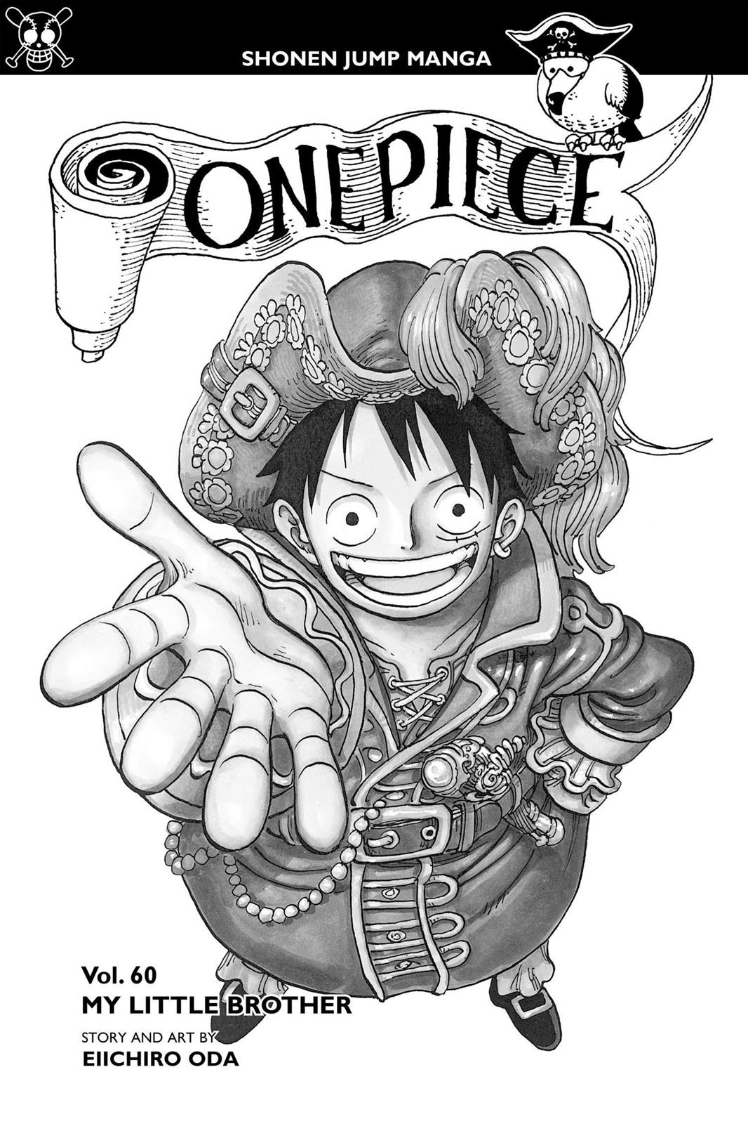 One Piece, Chapter 585 image 004