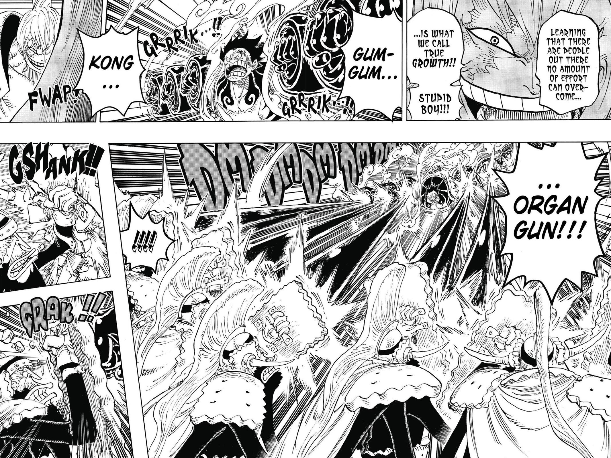 One Piece, Chapter 838 image 009